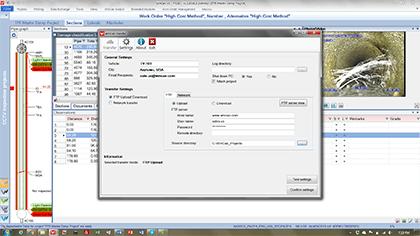 WinCan Data Transfer
