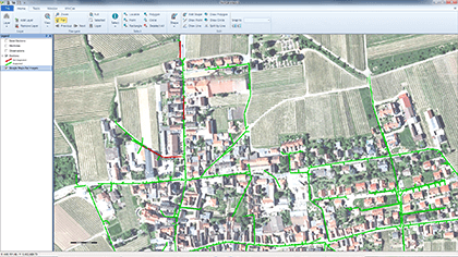 WinCan Map Viewer