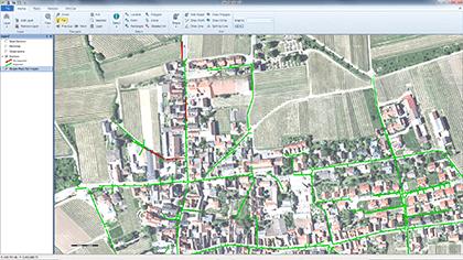 WinCan Map Viewer